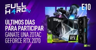 Nvidia geforce Zotac 2070