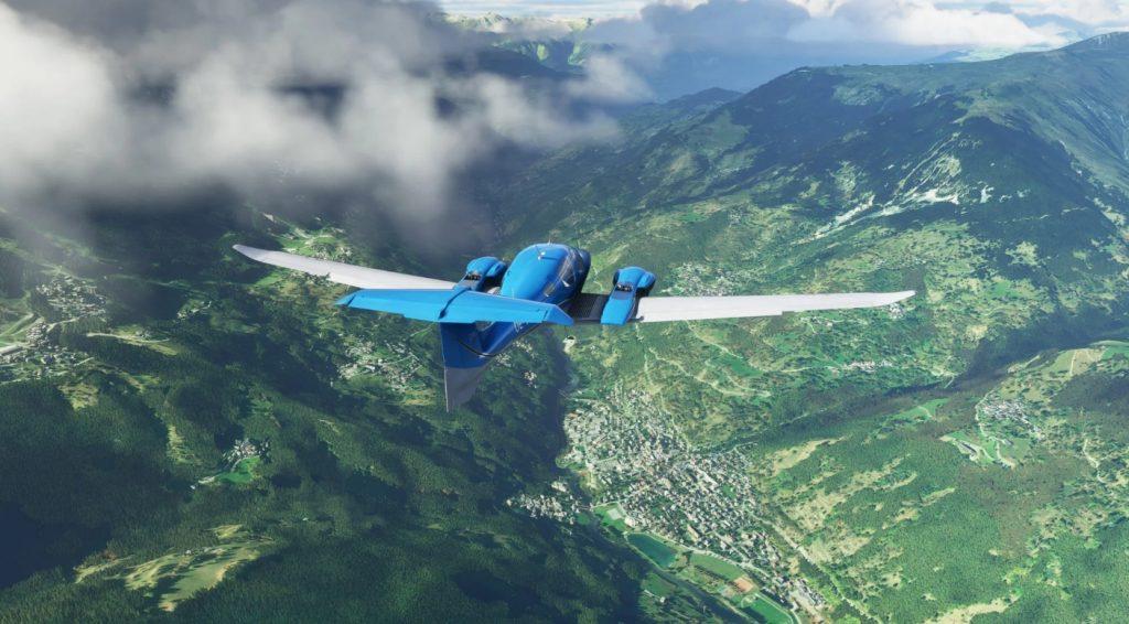 microsoft flight simulator 2020 lanzamiento