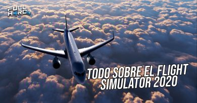 microsoft flight simulator informacion