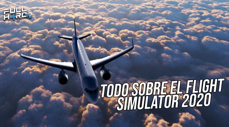 microsoft flight simulator informacion