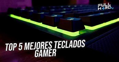 mejores teclados pc gamer