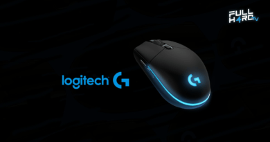 MOUSE gamer LOGITECH G203