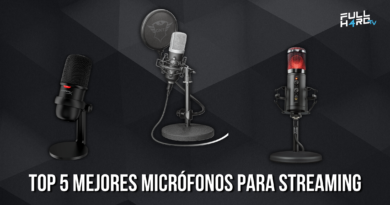 mejores micrófonos para gaming