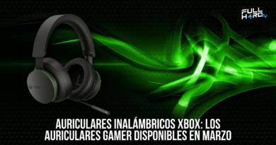 auriculares inalambricos xbox