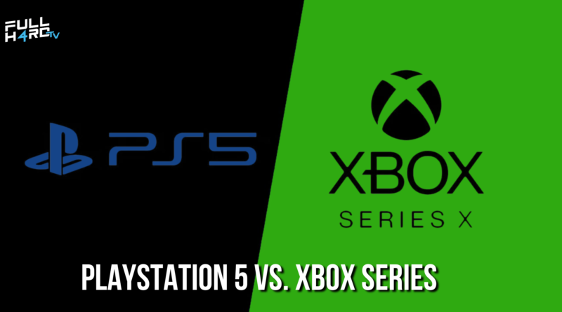 playstation 5 vs xbox series