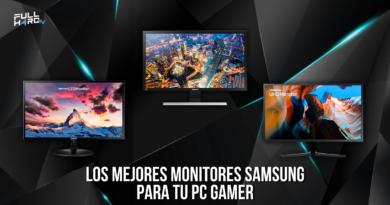 LOS MEJORES MONITORES SAMSUNG PC GAMER