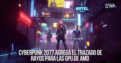 cyberpunk 2077 agrega el trazado de rayos para las gpu de amd