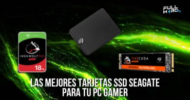 TARJETAS SSD SEAGATE PC GAMER