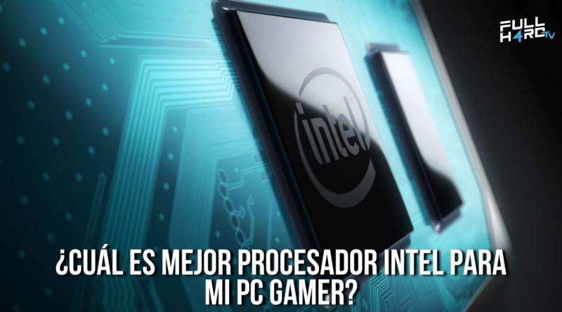 mejores procesadores intel