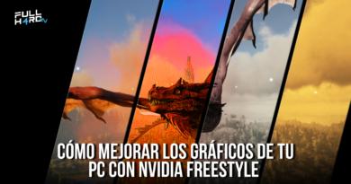 gráficos pc nvidia freestyle