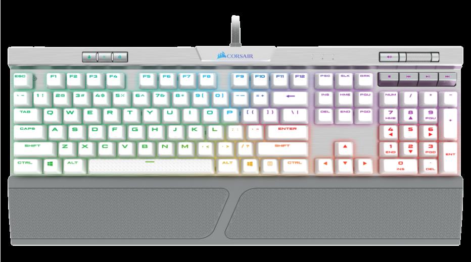 teclado CORSAIR K70 RGB MK.2