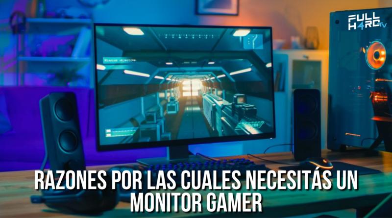 monitor gamer para pc