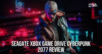 seagate xbox game drive cyberpunk 2077