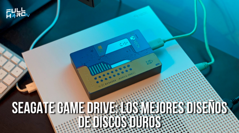 Seagate Game Drive